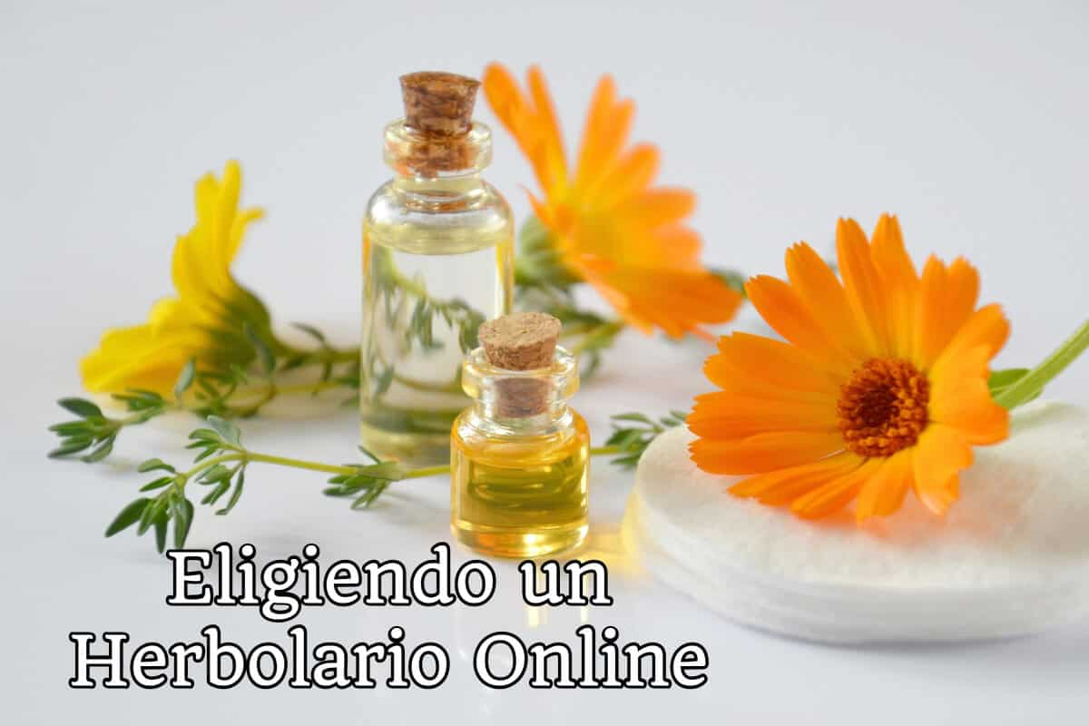 Elegir herbolario online